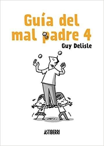 Papel Guia Del Mal Padre 4