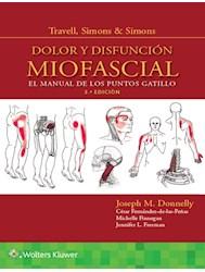 E-Book Travell, Simons & Simons. Dolor Y Disfunción Miofascial Ed. 3 (Ebook)