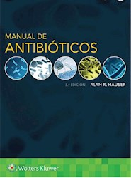 Papel Manual De Antibióticos Ed.3º