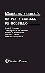 Papel Medicina Y Cirugía De Pie Y Tobillo De Bolsillo
