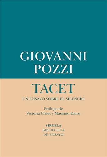 E-book Tacet: Un Ensayo Sobre El Silencio