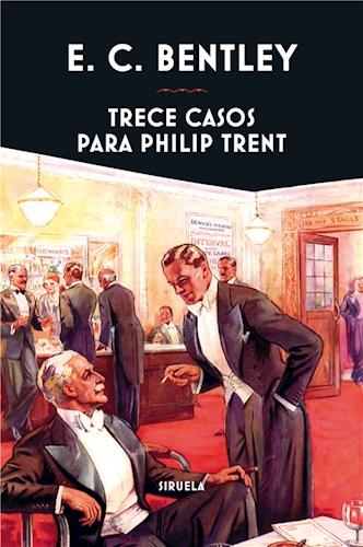 E-book Trece Casos Para Philip Trent