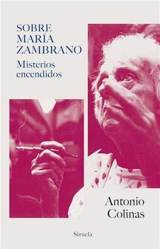 E-book Sobre María Zambrano