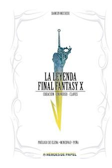 Libro La Leyenda Final Fantasy X