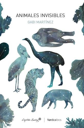 Libro Animales Invisibles