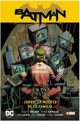 Joker  La Muerte De La Familia