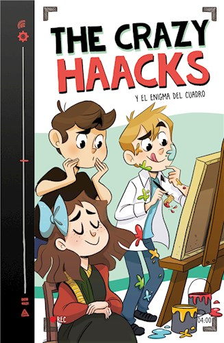 E-book The Crazy Haacks Y El Enigma Del Cuadro (Serie The Crazy Haacks 4)