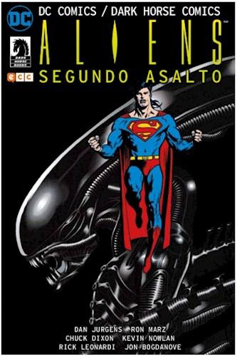Dc Comics Dark Horse Comics  Aliens - Segundo Asalto