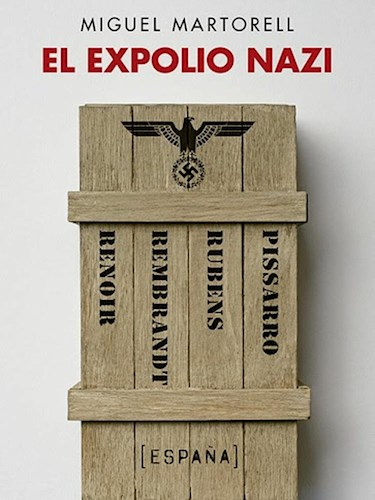 Libro El Expolio Nazi