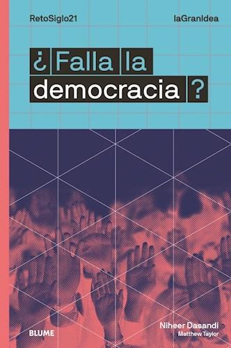 Papel FALLA LA DEMOCRACIA