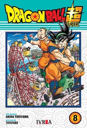 Libro 8. Dragon Ball Super