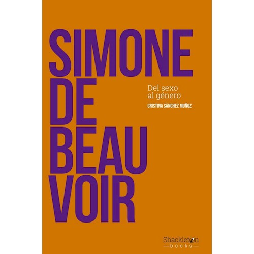 Papel SIMONE DE BEAUVOIR