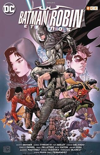 Batman Y Robin Eternos  Integral