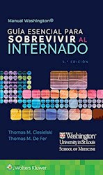 Papel Manual Washington. Guía Esencial Para Sobrevivir Al Internado Ed.5