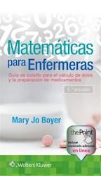 E-book Matemáticas Para Enfermeras