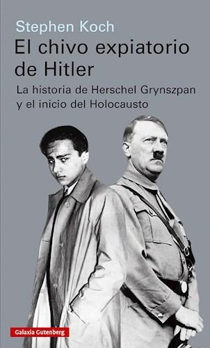 Libro El Chivo Expiatorio De Hitler