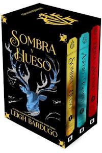 Papel Estuche Especial - Trilogía Sombra Y Hueso