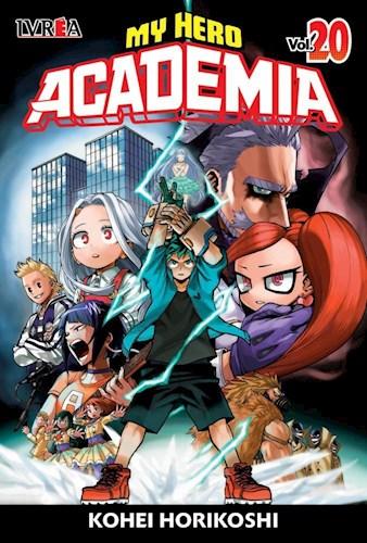 Papel My Hero Academia Vol.20