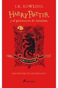 Papel Harry Potter 3-Prisionero De Azkaban  (Gryffindor)