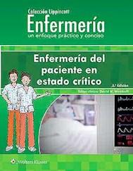 Papel Woodruff, Colección Lippincott Enfermería. Enfermería Del Paciente En Estado Crítico Ed.5