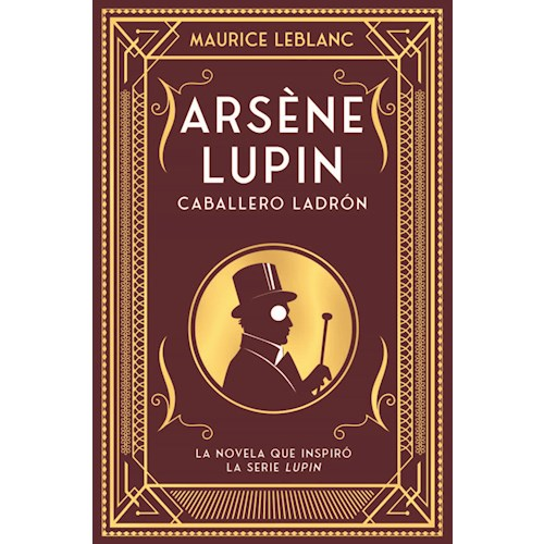 Papel ARSÉNE LUPIN