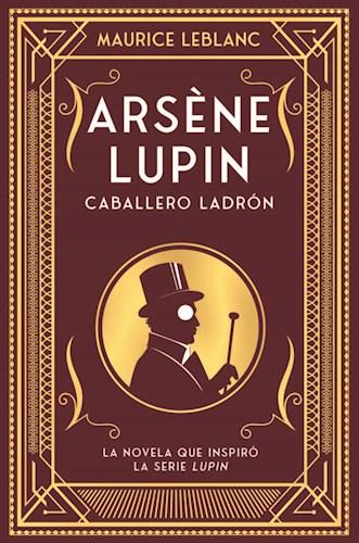 Libro Arsene Lupin