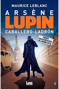 Papel Arsene Lupin. Caballero Ladron