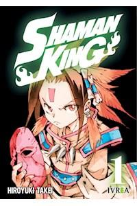Papel Shaman King (Edición 2 En 1) 01