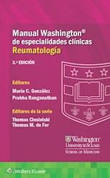 E-book Manual Washington De Especialidades Clínicas. Reumatología