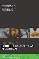 E-book Errores Comunes En Medicina De Urgencias Pediátricas