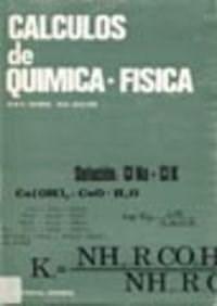 Libro Calculos De Quimica - Fisica