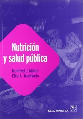 Libro Nutricion Y Salud Publica