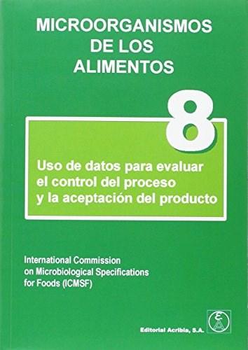 Libro Microorganismos De Los Alimentos ( Volumen 8 )