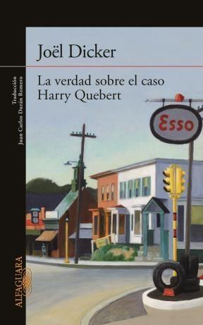 E-book La Verdad Sobre El Caso Harry Quebert