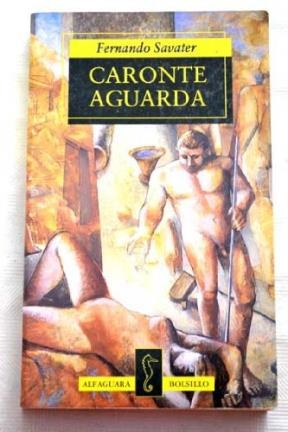 Papel CARONTE AGUARDA (ALFAGUARA BOLSILLO)
