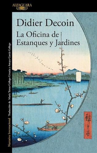 Libro La Oficina De Estanques Y Jardines
