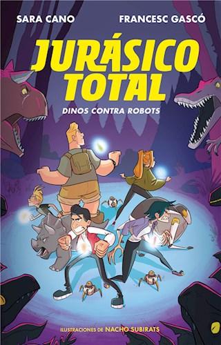 E-book Dinos Contra Robots (Serie Jurásico Total 2)