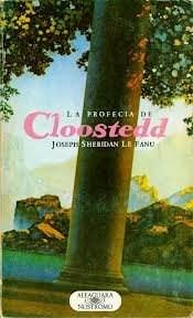 Papel PROFECIA DE CLOOSTEDD (ALFAGUARA NOSTROMO)
