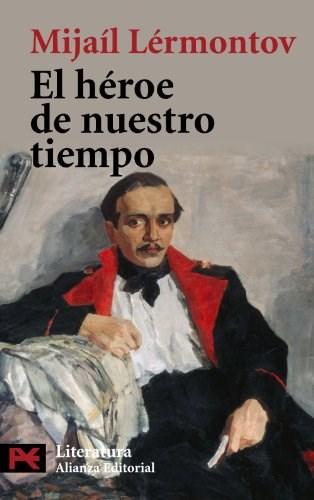 Papel EL HEROE DE NUESTRO TIEMPO