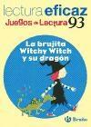 Libro La Brujita Witchy Witch Y Su Dragon