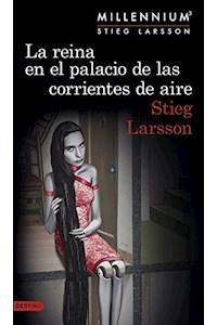 Papel La Reina En El Palacio De Las Corrientes De Aire (Serie Millennium 3)