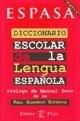 Papel Diccionario Escolar De La Lengua Española