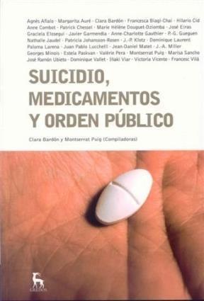 Papel SUICIDIO, MEDICAMENTOS Y ORDEN POLITICO