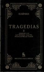 Papel Tragedias Ii Heracles Ion Troyanas Electra Ifigenia Tauros