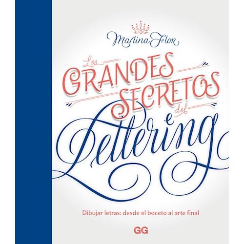 Papel LOS GRANDES SECRETOS DEL LETTERING