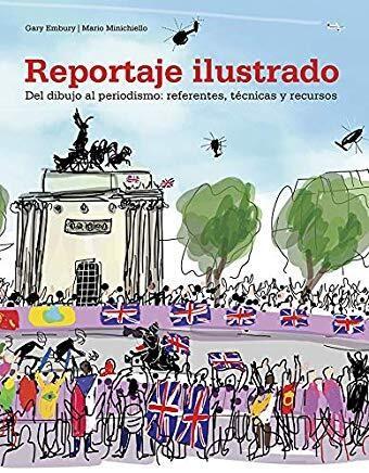 Libro Reportaje Ilustrado