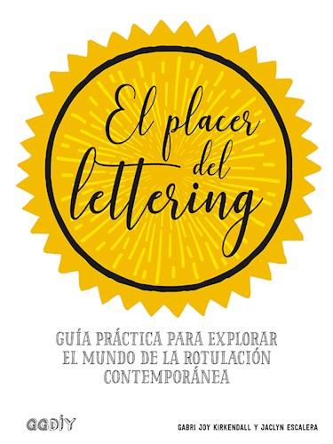 Libro El Placer Del Lettering