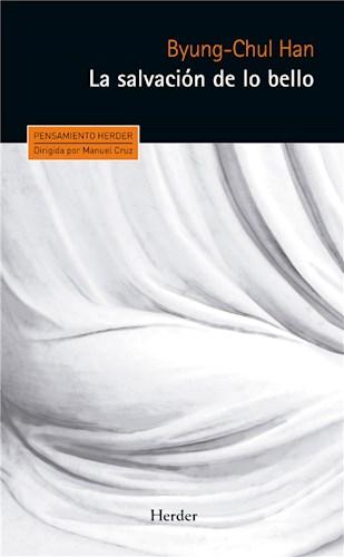 E-book La Salvación De Lo Bello