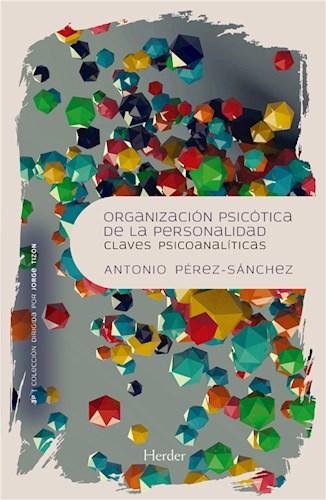 E-book Organización psicótica de la personalidad