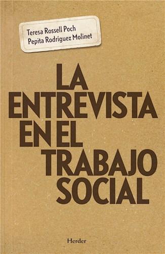 E-book La Entrevista En El Trabajo Social